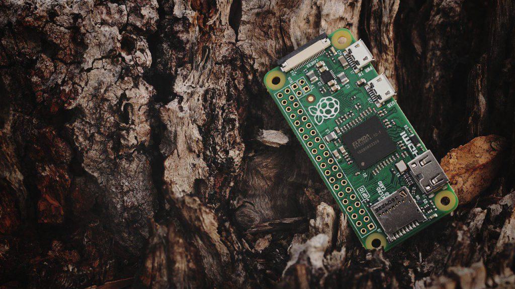 Raspberry Pi Malware Mines